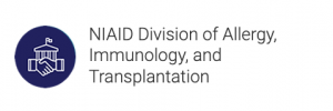 Link to project page: NIAID Division of Allergy, Immunology, and Transplantation