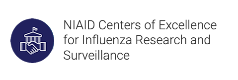 Link to project page: NIAID Centers of Excellence for Influenza Research Surveillance