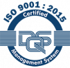 ISO 9001 : 2015 certified